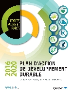Plan d'action de dévelopemment durable